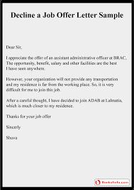 decline a job offer letter sample gif