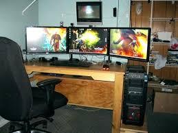 best corner desk for 3 monitors computer desk for 3 monitors desks best computer desks 3 monitor