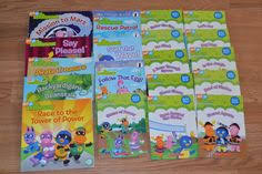 nick jr backyardigans book lot 20 paperback picture book