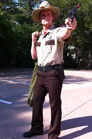 Rick Walking Dead Halloween Costume Dallas Vintage Shop Dfwvintage Twitter
