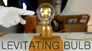 flyte levitating light bulb kickstarter unboxing u0026 demo