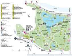 Royal Botanical Gardens Melbourne Map Royal Botanic Gardens Melbourne Map Australia Pinterest