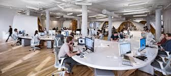 travail dans un bureau idée d ailleurs une pme américaine crée un bureau géant de 400