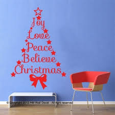 Christmas Decorations Wholesale Melbourne by Christmas Quote Wall Sticker Kids Wall Decors We Wholesale Wall