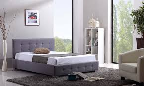 ottoman storage bed grey u2013 interiors