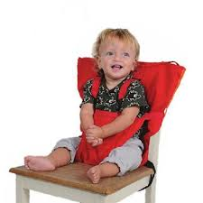 baby portable seat kids high chair harness infant booster seat