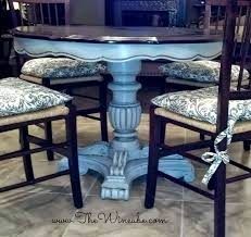 Chalk Paint Table And Chairs 99 Best Dining Tables U0026 Chairs Chalk Paint Ideas Images On