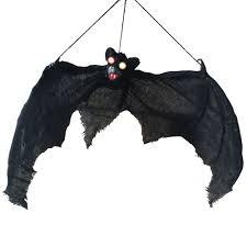 impressive halloween decorating ideas party hanging bat skeleton