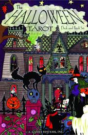 halloweeen the halloween tarot deck u0026 book set 78 card deck with book