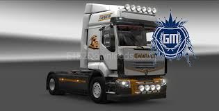 renault truck premium renault premium by haxwell euro truck simulator 2 mods ets2 mods