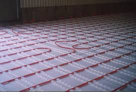 insulation panel for hydronic radiant floor heating isolofoam group