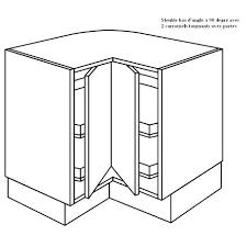 element bas angle cuisine meuble bas d angle cuisine meuble cuisine pas chere 0 meubles bas