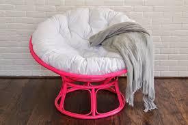 Rattan Papasan Chair Cushion Terrific Papasan Chair Bowl Style Featuring Rattan Frame Stool Model