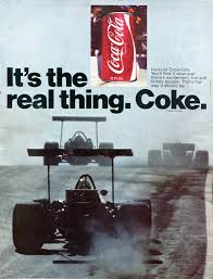 si e social coca cola it s the thing coca cola ads 1969 74 fonts in use