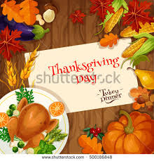 thanksgiving vector design traditional thanksgiving stock