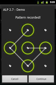 Android Pattern Source Code | android lock pattern android custom views