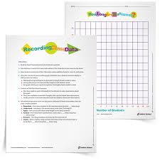 a bar graph activity with a literacy spin grades 2 u20134