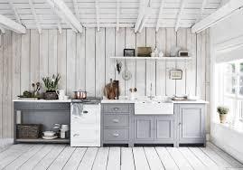 deco campagne chic cuisine moderne style campagne idées de design maison et idées