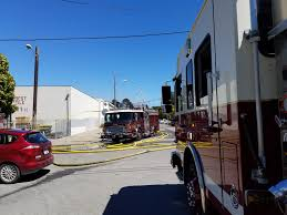 North Bay Fire Department Chief by San Francisco Fire Department Issues Shelter In Place Order Amid