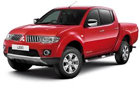 mitsubishi triton 2008 fiat chrysler to source l200 based pickups from mitsubishi