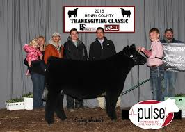 henry county thanksgiving classic indiana top 5 steers the pulse