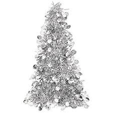 amscan centerpiece small tree 10 tinsel