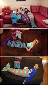 22 free crochet mermaid tail blanket patterns diy u0026 crafts