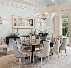 Blue Dining Room Chairs 157 Best Dining Rooms Images On Pinterest Formal Dining Rooms