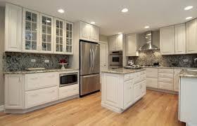 Best Kitchen Backsplashes by Kitchen Backsplash Ideas For White Cabinets Black Countertops