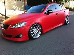 lexus is 250 custom wheels 2006 lexus is250 manual show car sale vipdout