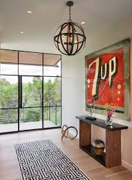 Celeste Chandelier Contemporary Entryway With Chandelier By Shoberg Homes Zillow