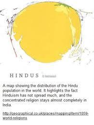hinduism map diffusion hinduism