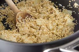 kosher for passover quinoa quinoa with fried onions kosher recipes