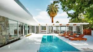 where the modern things are cool homes in palm springs realtor com