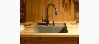 Kohler Laundry Room Sink by Glen Falls Under Mount Utility Sink W Two Faucet Holes K 6663