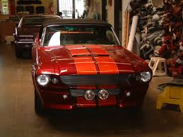 66 mustang coupe parts 1967 mustang shelby style kit free shipping 100