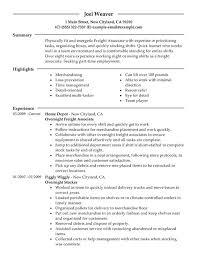 download stocker resume haadyaooverbayresort com best solutions of sle college student resume no work experience