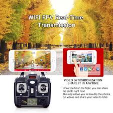 Aa Flight Wifi by Foldable Rc Drone 6 Axis 2 4g 4ch Wifi Camera Fpv Rc Quadcopter