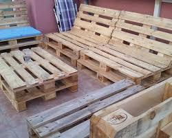 fabriquer canapé d angle en palette faire salon de jardin en palette survl com