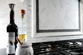 Backsplash With Accent Tiles - 20 modern kitchen backsplash designs home design lover