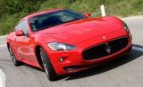 maserati models list 2009 maserati granturismo s first drive review reviews car