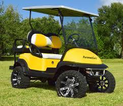 Golf Cart Off Road Tires Performancecartz Com Custom U0026 High Performance Golf Carts Of South