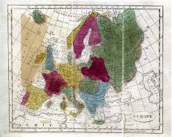 Europe Map 1500 by Whkmla Historical Atlas Europe 1500 1815