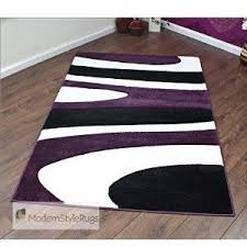Modern Purple Rugs Magnificent Purple And White Rug Rugs Design 2018