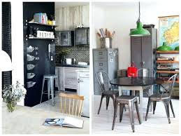 industrial kitchen table furniture rustic table modern industrial base alder dining table modern
