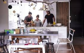 We Can Dream 7 Elements For An Outdoor Kitchen That Does It All Ikea Ideas