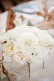white centerpieces white wedding inspiration santorini tie the knot in santorini