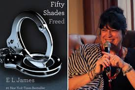 E L James Fifty Shades Freed U0027 11 Naughty Bits From The E L James Novel