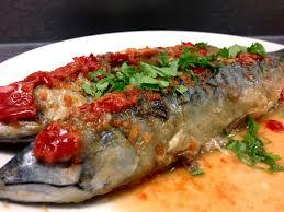 cuisiner les maquereaux maquereaux grillés à la sauce vietnamienne tousencuisineavecseb