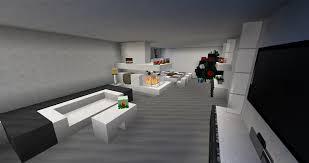 Minecraft Wohnzimmer Modern Ideen Funvit Teppich Grn Streifen Und Geräumiges Wohnzimmer